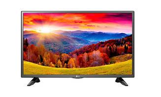 """🔲 Телевизор LG диагональ  24 """"д юйма + Т2/ Гарантия 1 год."""