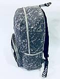 Городской рюкзак 8229, серый, фото 3