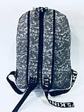Городской рюкзак 8229, серый, фото 4