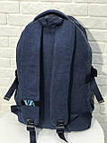 Городской рюкзак VA R-89-151, синий, фото 4