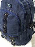 Городской рюкзак VA R-89-151, синий, фото 5