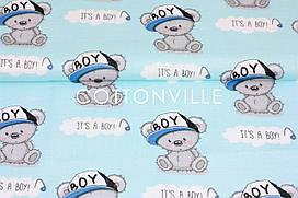 Марлевка It's a boy! 80 см