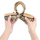 Ігрові навушники ONIKUMA K1-B з мікрофоном, жовтий камуфляж, фото 6