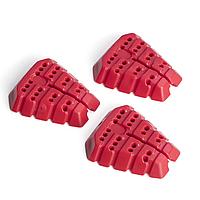 Оригінальний набір картриджів для освіжувача повітря Audi Singleframe (3 шт) - червоний