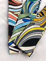 Твилли, Twilly, платок для волос, украшение для волос, платок на сумку Natural, фото 1
