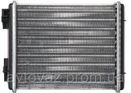 Радиатор печки ВАЗ 2101, 21011, 2102, 2103, 2104, 2105, 2106, 2107 (печки узкий 175мм.) ПОАР