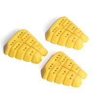 Оригінальний набір картриджів для освіжувача повітря Audi Singleframe (3 шт) - жовтий