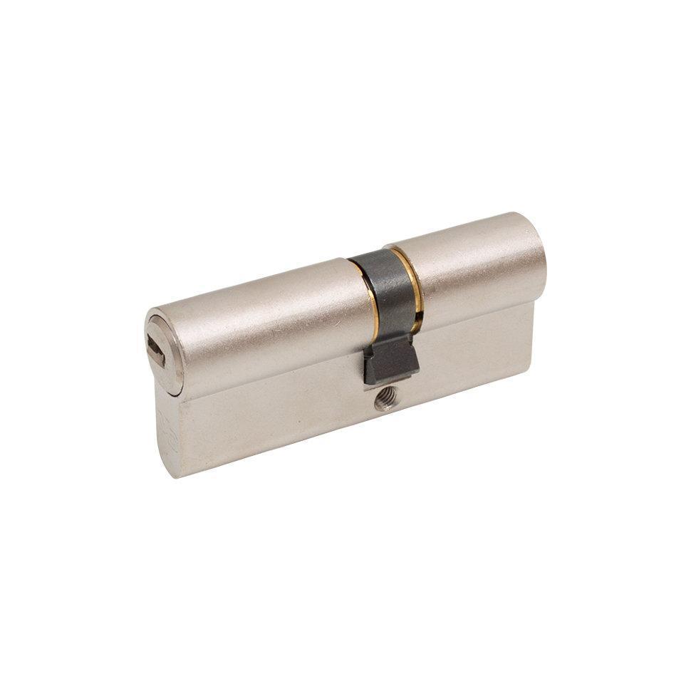 Цилиндр Mgserrature 35/45 = 80mm кл/кл мат никель 5 ключей