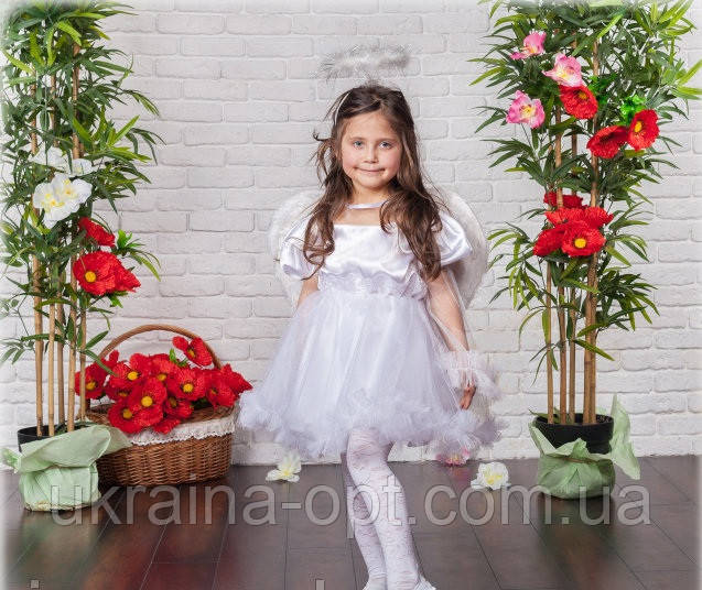 Детский карнавальный костюм Ангела