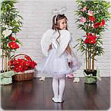 Детский карнавальный костюм Ангела, фото 2