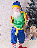 Карнавальный костюм Лесного гномика в наличии только Р2, фото 3