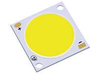 Светодиодная матрица COB LED 15w 20mm Dilux, Китай, Теплый белый