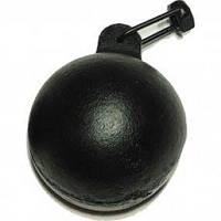 Шар-гиря для чистки дымохода - вес 1.9 кг