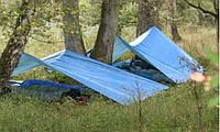Тент Tramp Lite 440 x 440 см синій. Тент туристический. Тент кемпинговый