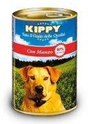 KIPPY консервований корм для собак з яловичиною (паштет), 300г