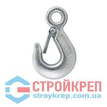 Крюк крановый DIN 689, 0,5 т