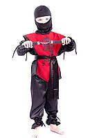 Детский маскарадный костюм нинзи