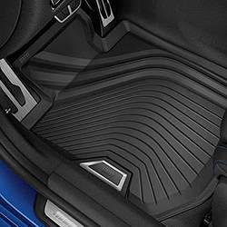 Оригинальные передние коврики BMW 3 (G20), артикул 51472461168