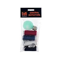 Нитки швейные набор швейных принадлежностей № 3 Rolli