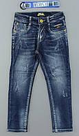 Джинсовые брюки для мальчиков S&D, 6-16 лет. Артикул: DT1114 {есть:6 лет,8 лет}