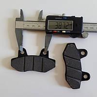Тормозные колодки для квадроцикла 110-250 куб.см