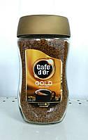 Кава розчинна cafe d'or gold 200г