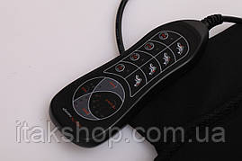 Массажная накидка Zenet ZET-814 с прогревом автомобильная вибрационнаямассаж шиацу, фото 2