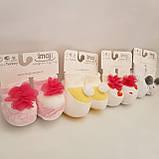 Пинетки для новорожденных, носочки топики, фото 2