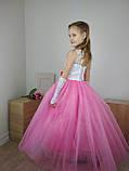 Детское бальное платье в пол, фото 4