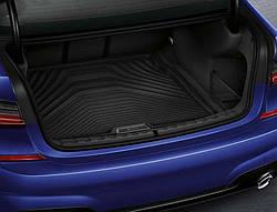 Оригинальный коврик в багажник BMW 3 (G20), артикул 51472461166