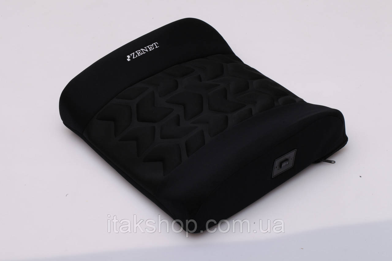Массажная подушка Zenet ZET-723