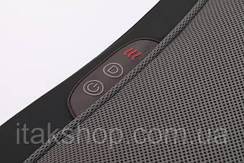 Массажная подушка для спины Zenet ZET-827 с прогревом, фото 2