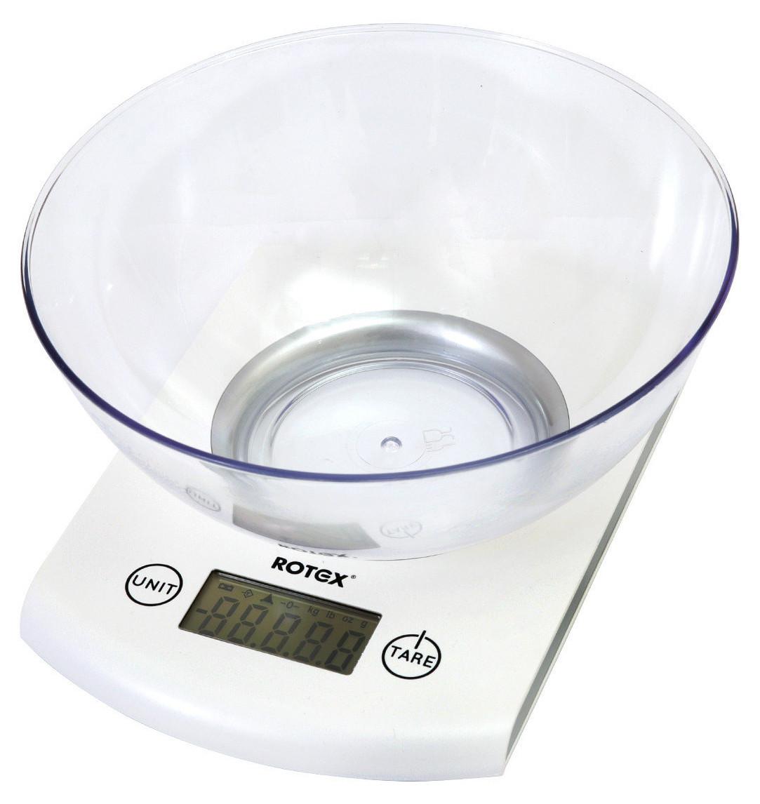 Весы кухонные Rotex RSK-18 5 кг