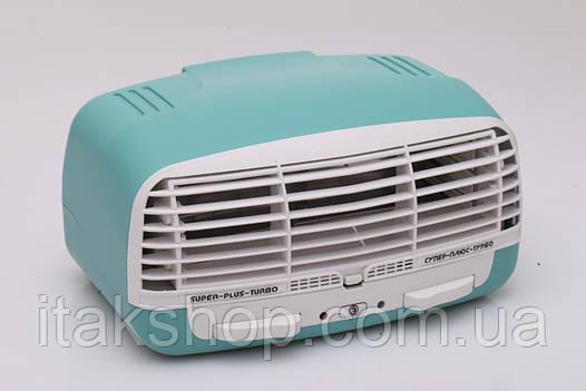 Очиститель ионизатор воздуха Супер-Плюс Турбо 2009 зеленый, фото 2