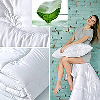 Одеяло зимнее с пропиткой Aloe Vera 140*210, фото 1