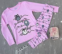 Пижамка для девочки подростка ТМ Фламинго, фото 1