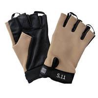 Тактические перчатки 5.11 Tan, фото 1