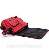 Молодіжна сумка через плече Che червона, фото 4
