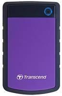 Накопичувач на жорстких магнітних дисках Transcend StoreJet 25H3 [TS4TSJ25H3P]