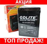Аккумулятор GDLITE GD-640 (6V 4.0Ah)!Хит цена