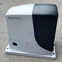 Nice RB 600 автоматика для откатных ворот Robus 600 привод на створку до 600 кг, фото 1