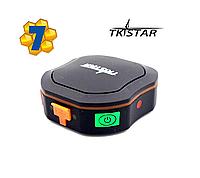 Авто Трекер GPS Автономный на мощных магнитах с аккумулятором 1000 мАч на 18 дней, TKSTAR, Модель TK109