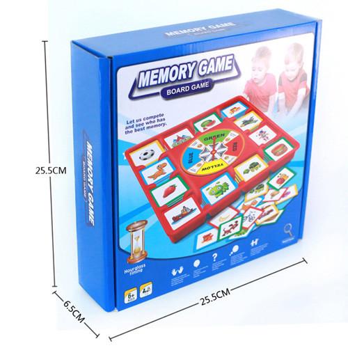 Настольная игра Memory, Мемори
