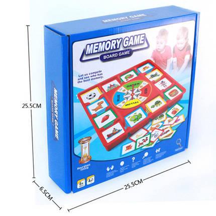 Настольная игра Memory, Мемори, фото 2