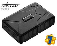 Авто Трекер GPS Автономный на мощных магнитах с аккумулятором 10000 мАч на 180 дней, TKSTAR, Модель TK915