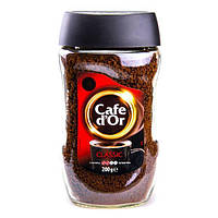 Кава розчинна cafe d'or classic 200г