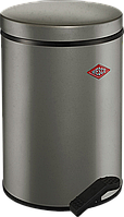 Бак для мусора Wesco 13 л серебро 117212-03