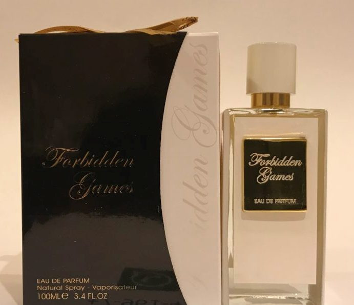 Женская парфюмерная вода Farbiden Games100ml.Fragrance World.