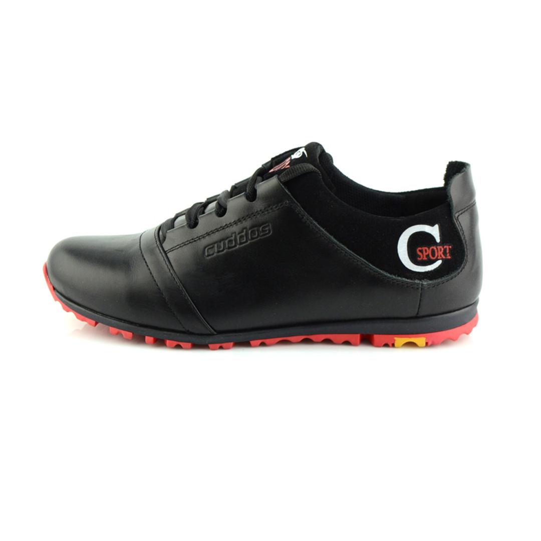 Кросівки підліткові Cuddos Energy C Sport 50 BS 558683 Black