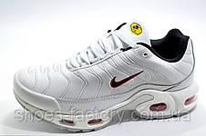 Женские кроссовки в стиле Nike Air Max Plus TN, White\Red, фото 2